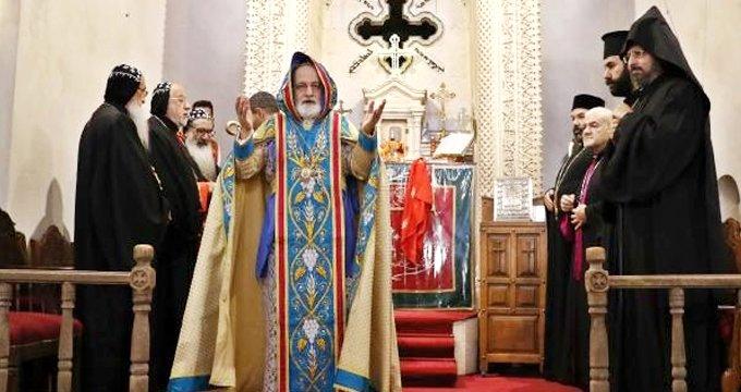 Ruhani liderler, Barış Pınarı Harekatı'na katılan askerlerimiz için dua etti
