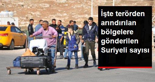 Son Dakika: Bakan Çavuşoğlu: 360 binden fazla Suriyeli memleketine geri döndü