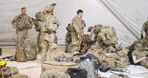 Suriyeden ayrılan ABD askerlerinin yeni görüntüsü ortaya çıktı