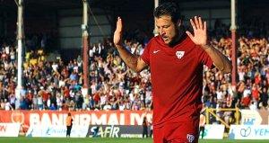 Batuhan Karadeniz 2 gol attı, Bandırmaspor kazandı