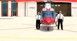 Belediye başkanı, önceki dönem alınan milyonluk helikopteri satışa çıkardı