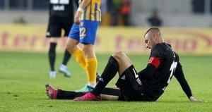 Burak Yılmaz, Galatasaray ve Braga maçlarında yok