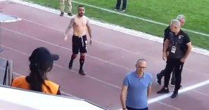 Samsunspor kaptanı Caner Arıcıdan arkadaşlarına tepki: Adamlar yol yapıp geliyor, niye gelmiyorsunuz lan