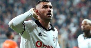 Beşiktaşta Burak Yılmaz şoku! 1 ay yok