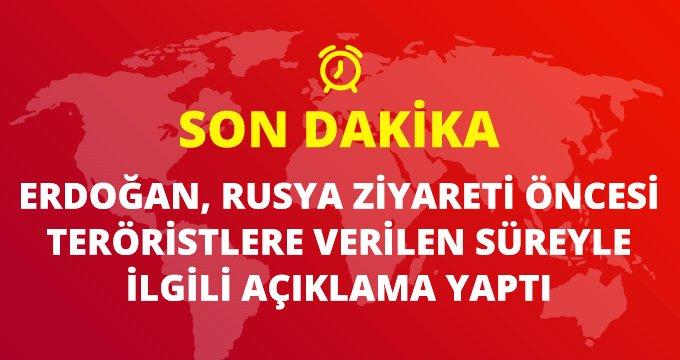 Son dakika: Cumhurbaşkanı Erdoğan, teröristlere verilen süreyle ilgili konuştu: Söz tutulmazsa operasyon devam edecek