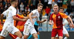 Galatasarayın gençleri, Real Madride yenildi!