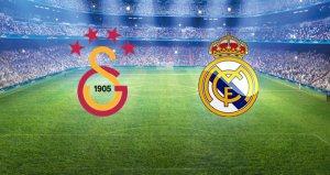 Galatasaray-Real Madrid maçında ilk gol geldi!