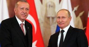 Son Dakika: Erdoğan ve Putin basın toplantısı düzenliyor