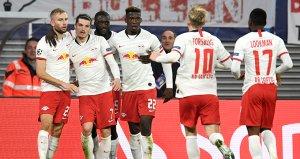 Şampiyonlar Liginde Leipzig, Zeniti 2-1 yendi!