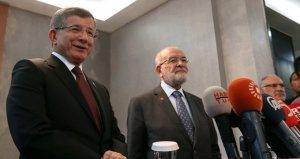 Yeni parti için tarih veren Davutoğlu, 67 kişilik listeyi yalanladı