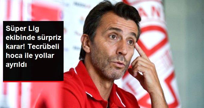 Süper Lig ekibinde sürpriz karar! Tecrübeli hoca ile yollar ayrıldı