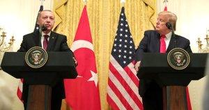 Erdoğan, Trump'ın gönderdiği mektupların akıbetini açıkladı