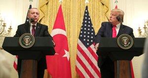 Erdoğan, Trump'ın gönderdiği mektupların akıbetini açıkladı!