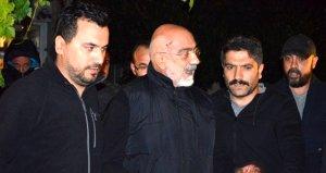 Ahmet Altan, gözaltı için gelen polislere 'Beni çok güzel yakaladınız' demiş
