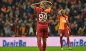 Galatasaray'ın 41 maçlık serisini Başakşehir bitirdi!