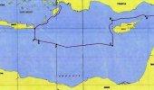 Komşuyu çıldırtan harita! Türk diplomat paylaştı, ülke karıştı