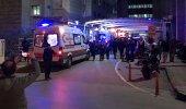 Kavgayı ayırmaya çalışan polis, kendi silahıyla başından vuruldu