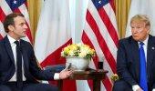 Trump eleştirmişti! Macron bu sefer yüzüne baka baka söyledi