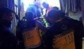Akılalmaz kaza! Yardım etmek isteyen 3 gence kamyon çarptı