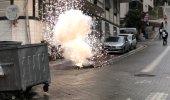 Esenyurt'ta korkutan patlama! Panik anları kamerada