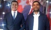 AK Partili belediye başkanına makamında saldırı!