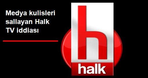 Halk TVnin iş insanı Cafer Mahiroğluna satıldığı iddia ediliyor