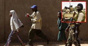 Akşam namazı hazırlığındaki askerlere saldırı! Afrika ülkesi kan gölü