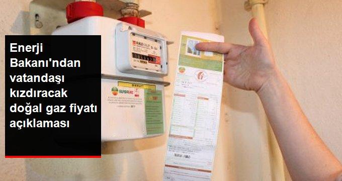 Soru önergesini yanıtlayan Enerji Bakanı: Doğal gaz, olması gerekenden yüzde 59 daha ucuz