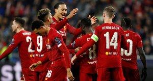 Liverpool, Salzburgu 2-0 yendi