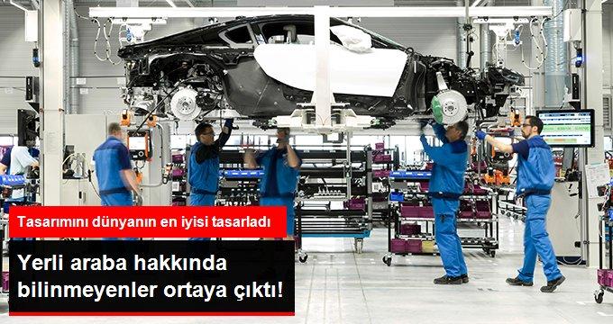 Erdoğan'ın yakında tanıtacağı yerli arabayı Ferrari'nin tasarımcısı tasarladı