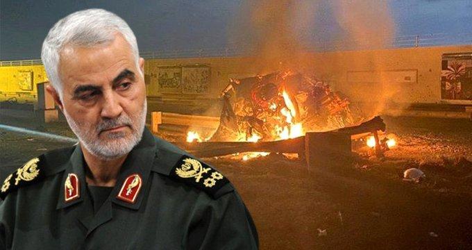 İran Dışişleri Bakanı, Süleymani'nin öldürülmesiyle ilgili açıklama yaptı: Trump 7 ay önce planladı