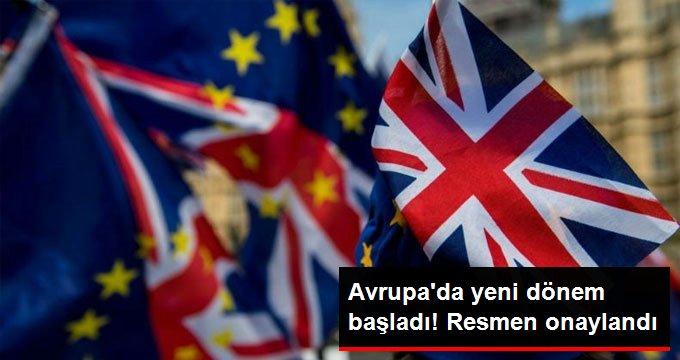 İngiltere Kraliçesi 2. Elizabeth, Brexit tasarısını onayladı