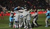 Trabzonspor, Denizlispor'u penaltılarla eledi!