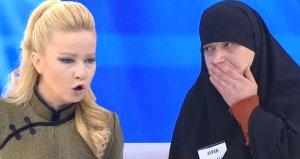 Müge Anlı, 12 yaşındaki kızının tacizine sessiz kalan kadını yayından kovdu