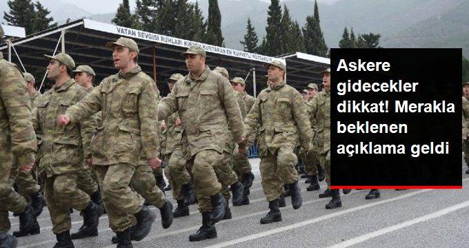 Son dakika: Askerlik sınıflandırma sonuçları açıklandı