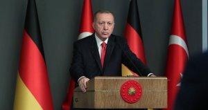 Son dakika: Cumhurbaşkanı Recep Tayyip Erdoğan: Hafter'in arkasında BAE ve Mısır var