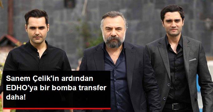 Sanem Çelikin ardından EDHOya bir bomba transfer daha!
