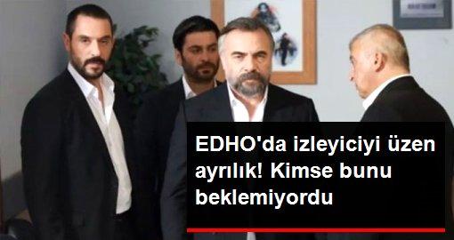 Eşkıya Dünyaya Hükümdar Olmaz'da izleyiciyi üzen ayrılık! Murat Özben diziye veda etti