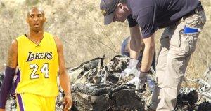 Kobe Bryant'ın geçirdiği kazanın enkaz görüntüleri kamuoyu ile paylaşıldı