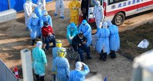 Virüsle mücadelede ilginç yöntem! Haberi alan Çinliler telefona sarıldı