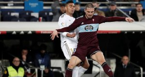 La Liganın lideri Real Madrid, Celta Vigo ile 2-2 berabere kaldı