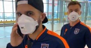 Başakşehir'in koronavirüs önlemi, sosyal medyada gündem oldu