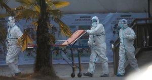 Komşuda alarm! Koronavirüs ölümleri sınırımıza dayandı