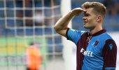 Trabzonspor'un gol güvencesi Sörloth