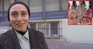 BBCnin temizlik işçisi dediği kadının lüks yatta eğlendiği görüntüler ortaya çıktı