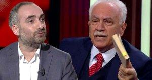 İsmail Saymaz ile Perinçek'in CHP tartışması canlı yayına damga vurdu
