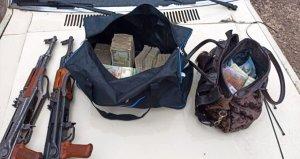Tel Abyad'da eylem hazırlığında bulunan 5 terörist sağ olarak yakalandı