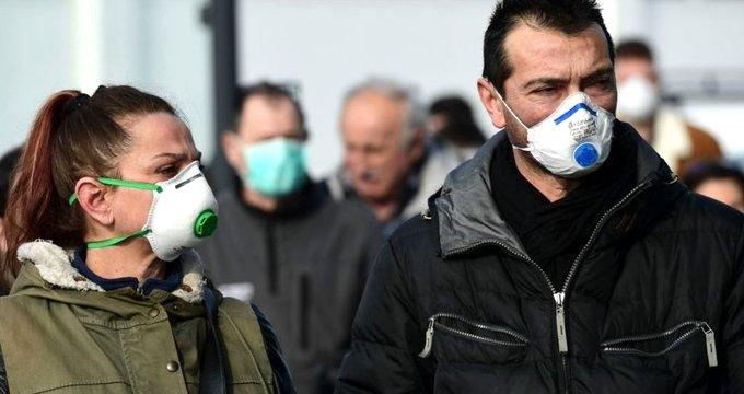 Koronavirüs salgınının vurduğu Avrupa ülkesinde ölü sayısı artıyor