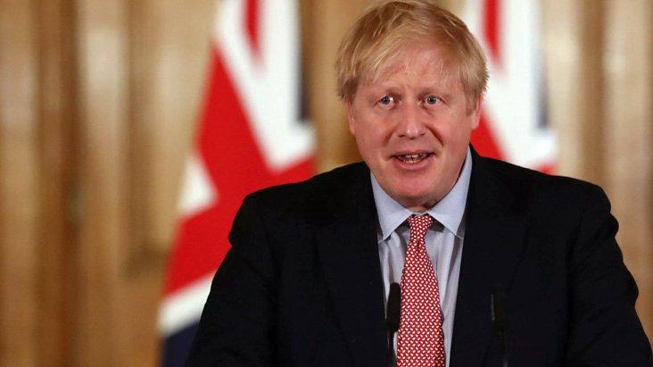 Koronaya yakalanan Boris'in virüsü hafife aldığı sözleri gündem oldu