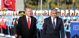 Akıncı, koronavirüs salgını nedeniyle Erdoğan'dan yardım istedi